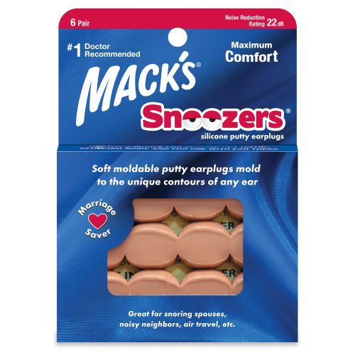 Mack's Snoozers