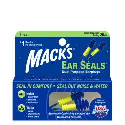 Mack's Ear Seals